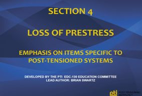 4-Loss of Prestress
